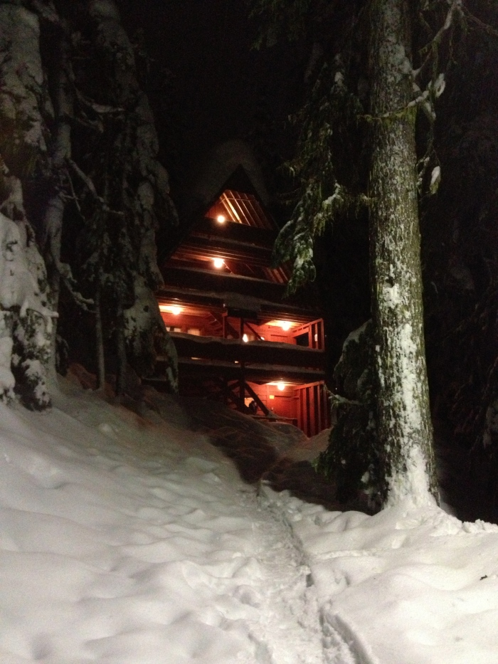 "The Seattle based ""Mountaineer's"" maintain this lodge on the edge of the ski resort..."