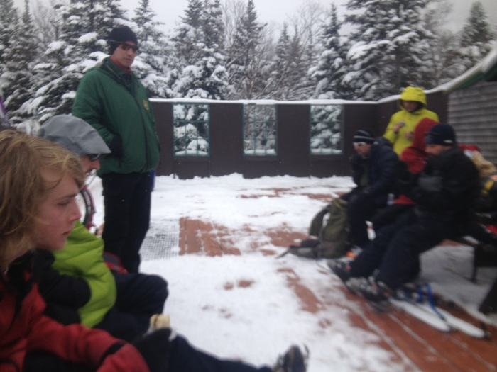 Chatting with USFS Snow Ranger Frank Carus