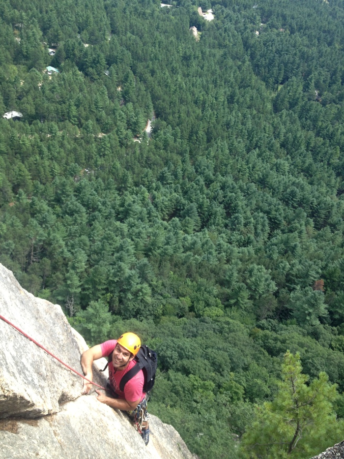 Last pitch of Upper Refuse