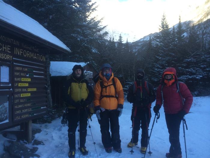 AIARE 1 Avalanche Course EMS Schools