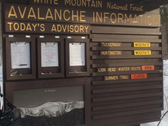 Tuckeman Ravine Avalanche Course EMS Schools