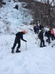 EMS Schools Ice Climbing