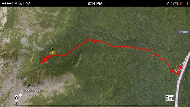 EMS AIARE Avalanche Course