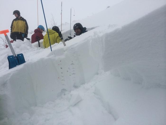 EMS Schools Avalanche Course