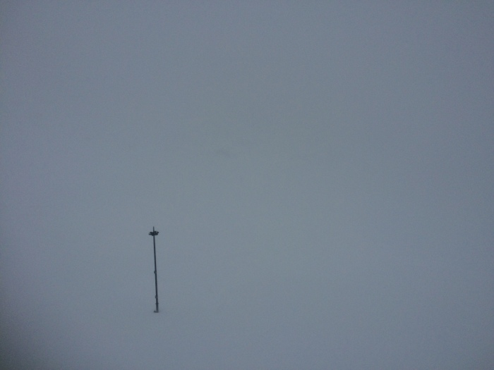 There is another pole in this photo, but I could not find it in the picture...