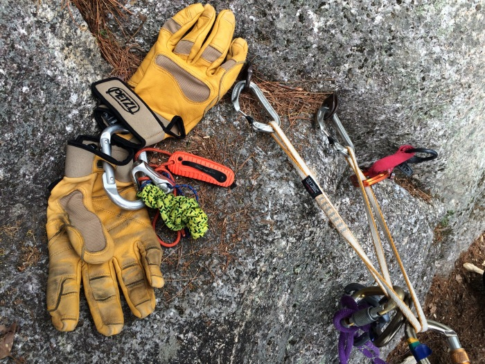 PETZL Men's Cordex Belay Gloves