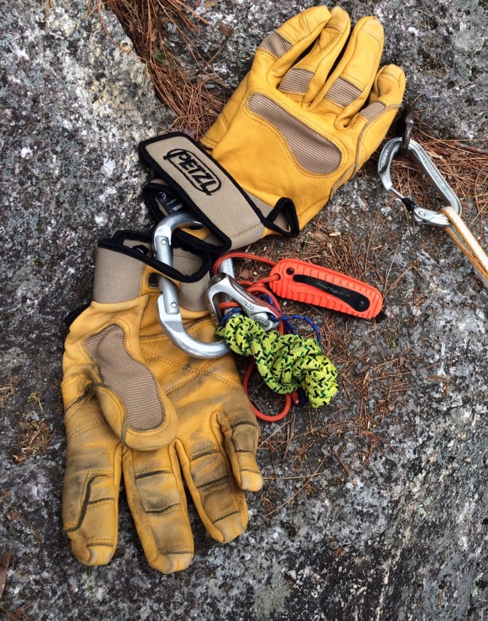 Petzl Cordex Belay Glove (Medium Weight)