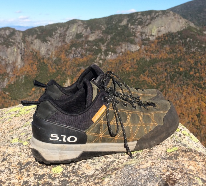 The Five Ten Guide Tennie- Best technical climbing shoe in its class!