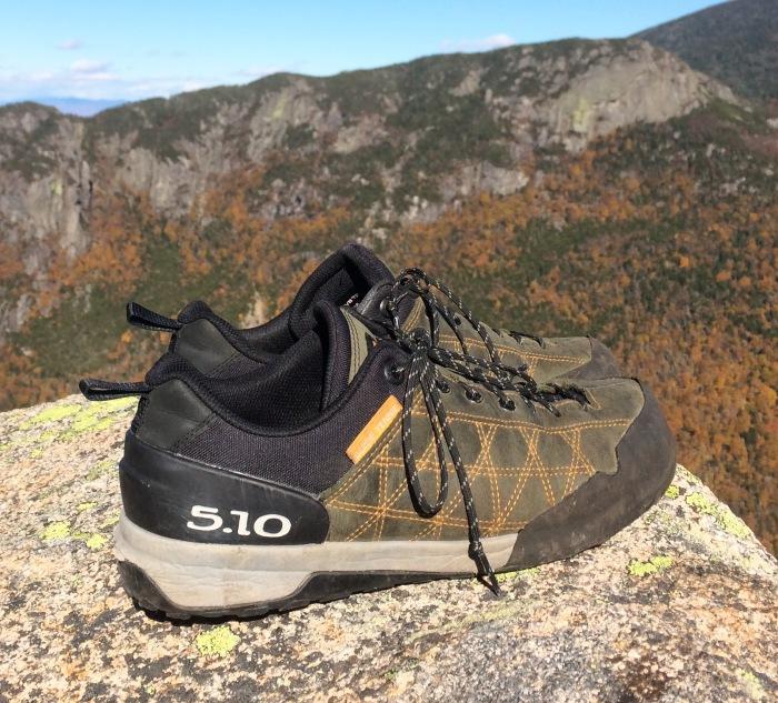 The Five Ten Guide Tennie- Best technical climbing shoe in its class!
