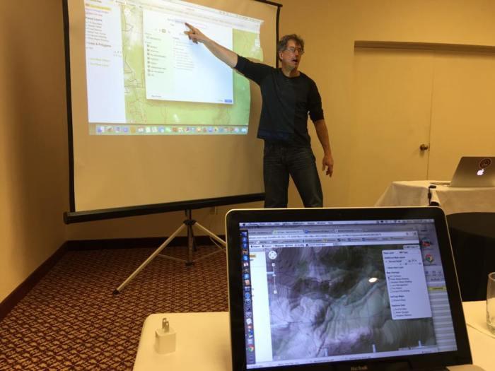 Marc's presentation