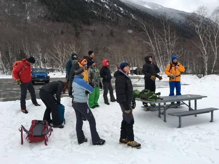 AIARE 1 Avalanche Course