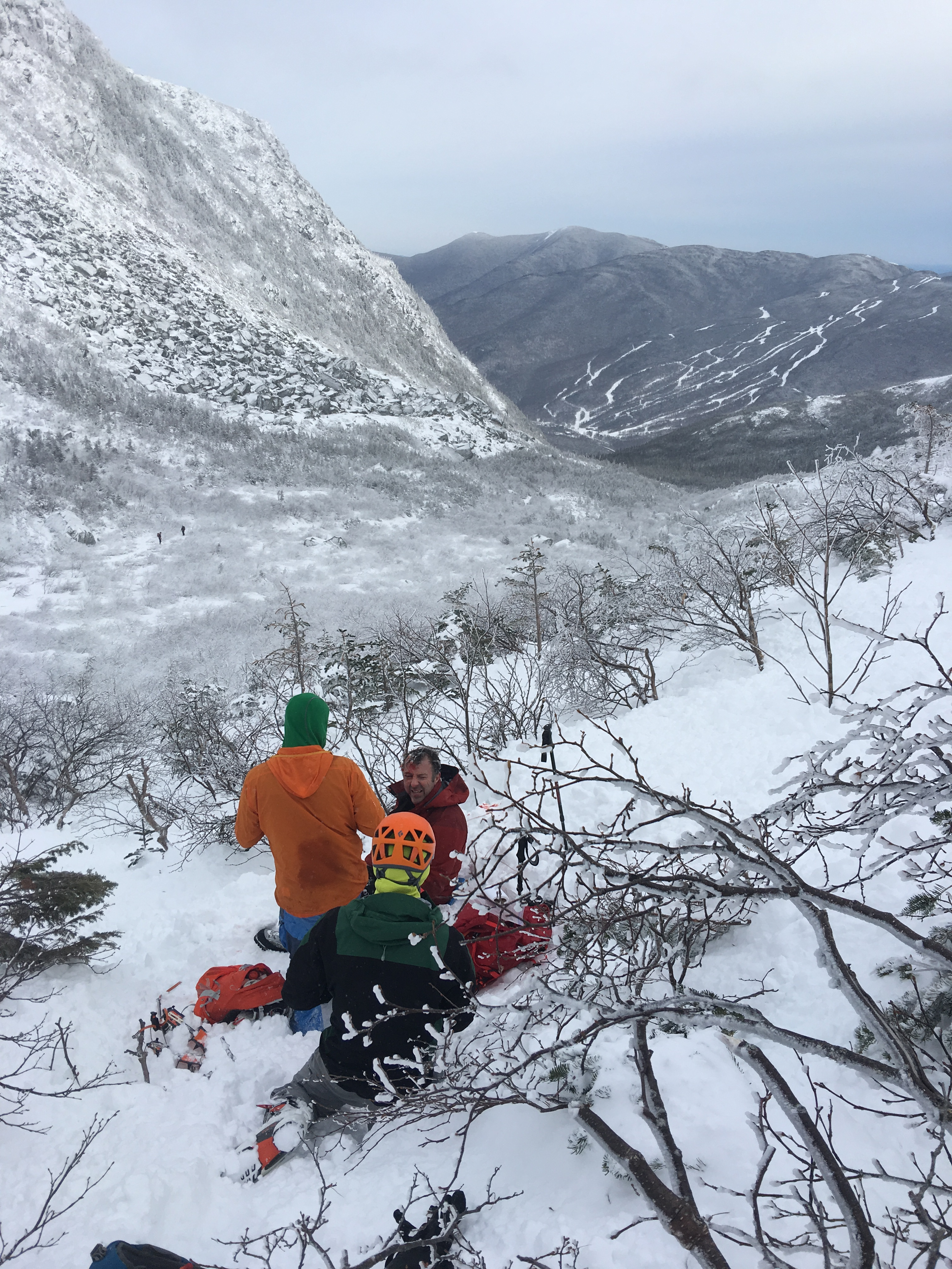 EMS Schools Avalanche Course