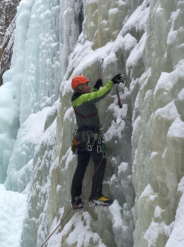 EMS Climbing School