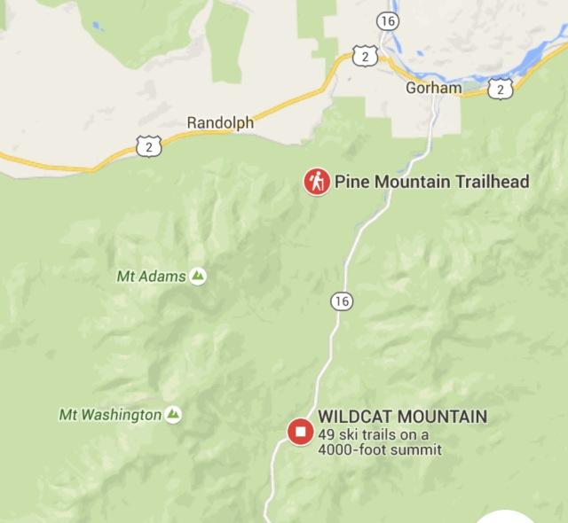 Pine Mountain Gorham NH