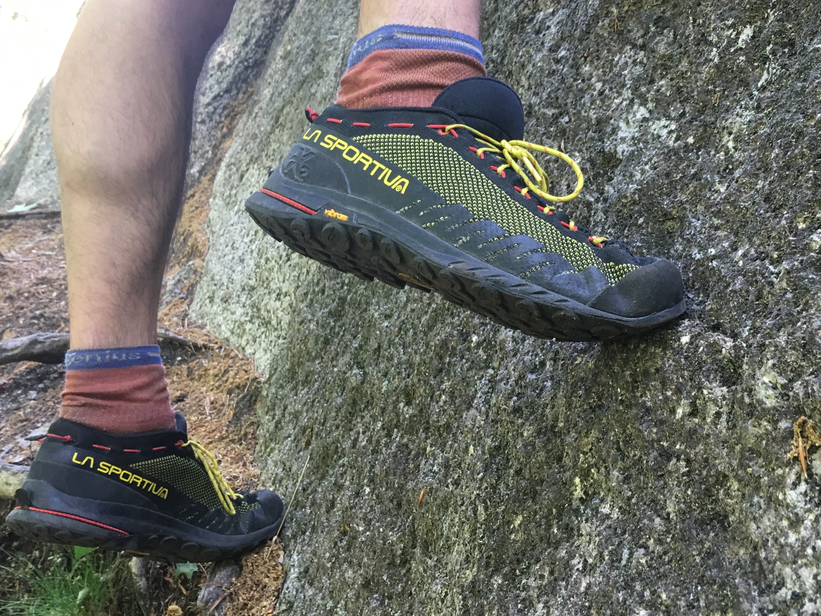 11381666312d LaSportiva TX2 Approach Shoes Review (and Friendly Foot Giveaway ...