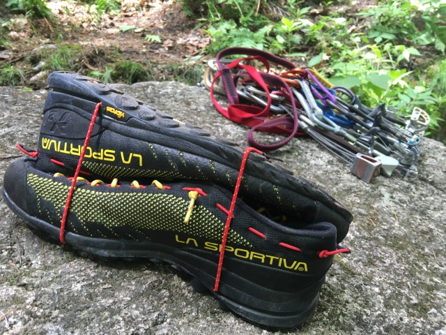 LaSportiva TX2's Approach Shoe Review