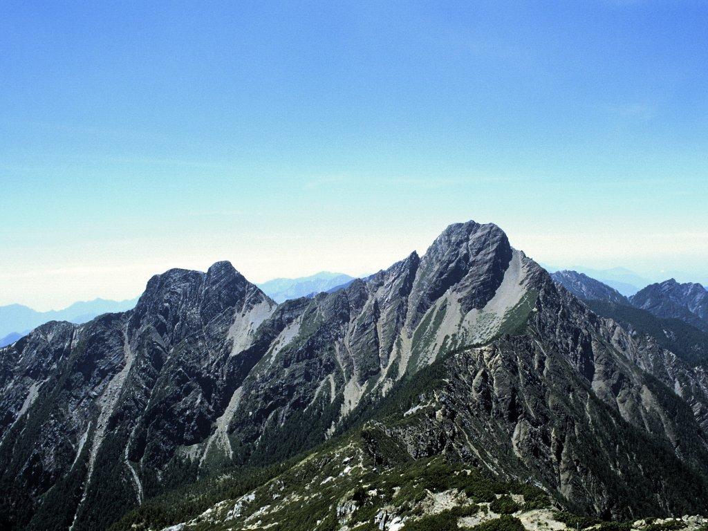 Mount Yu Shan