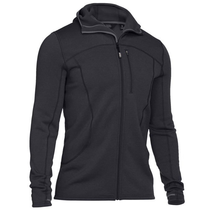 http://amzEMS® Men's Equinox Power Stretch Hoodie