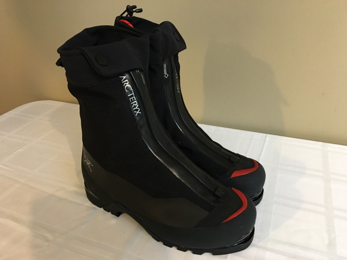 Arc'teryx Acrux AR Mountaineering Boot Review