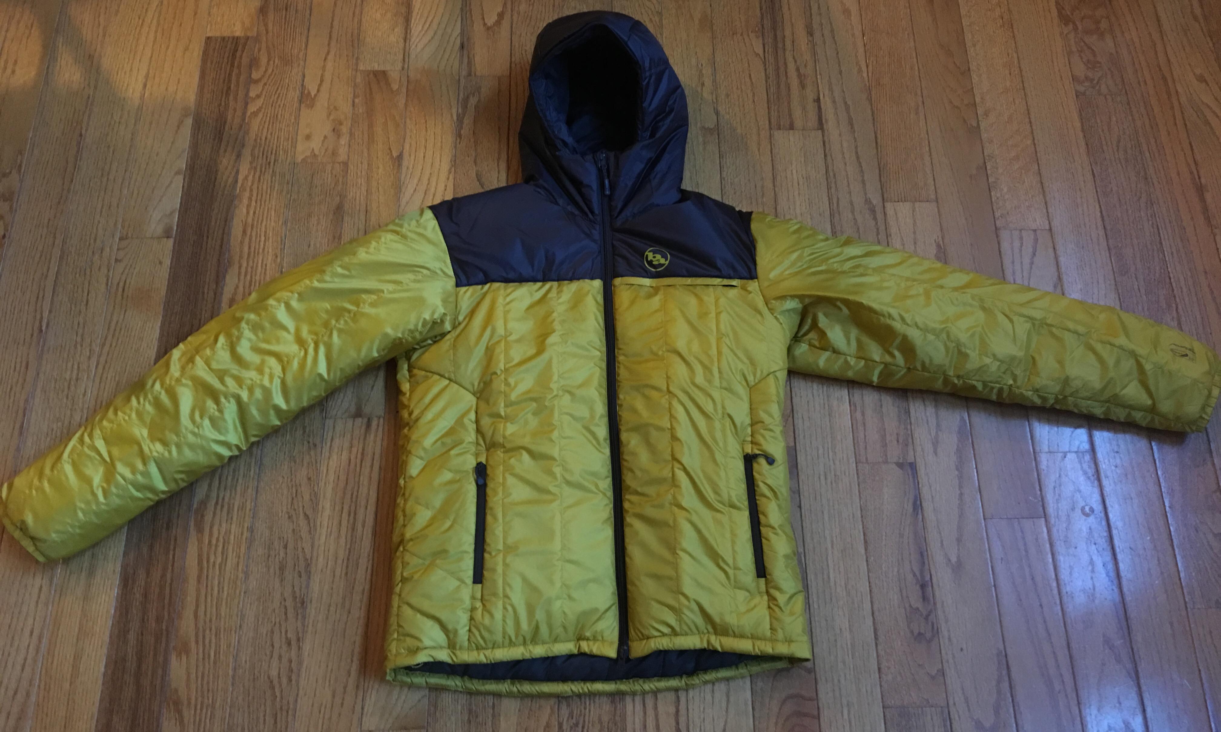Big Agnes Dunkley Hooded Belay Jacket