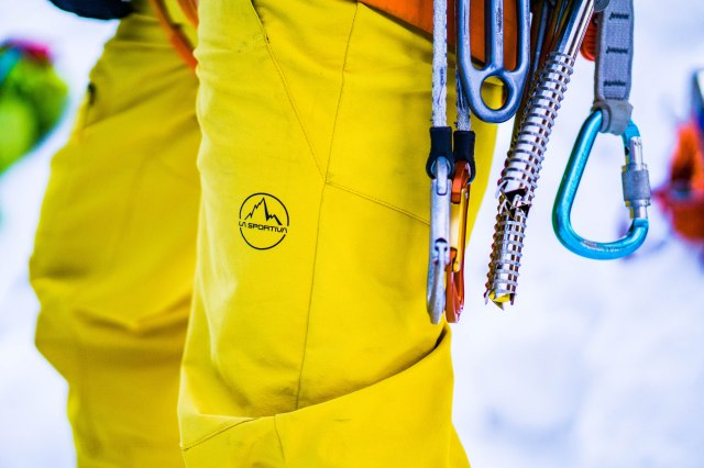 La Sportiva Castle Pants Review