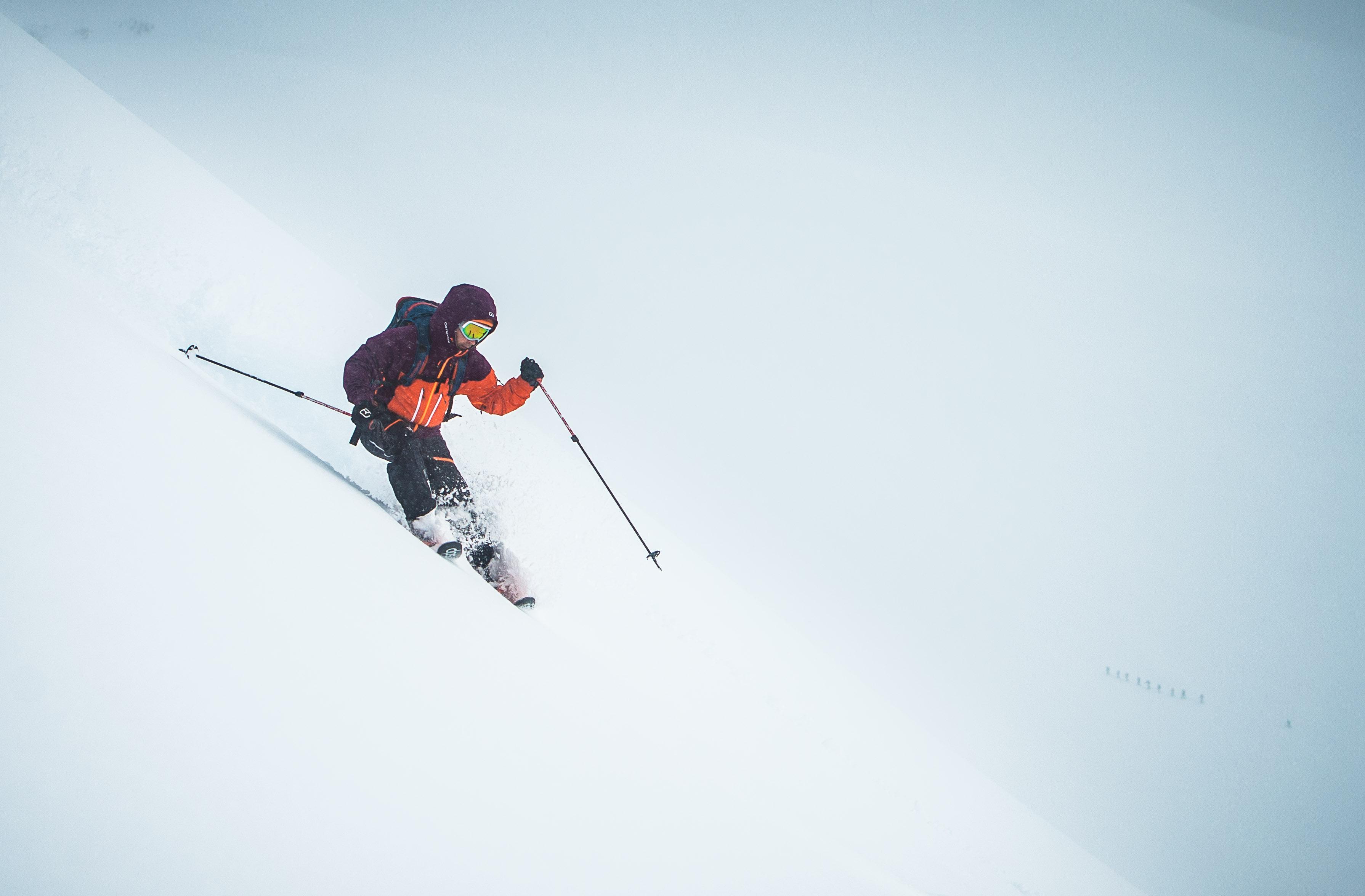 DPS Wailer 99 Ski, Dynafit TLT Speed Radical Bindings