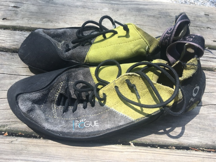 Five Ten Rogue Lace Up Climbing Shoes
