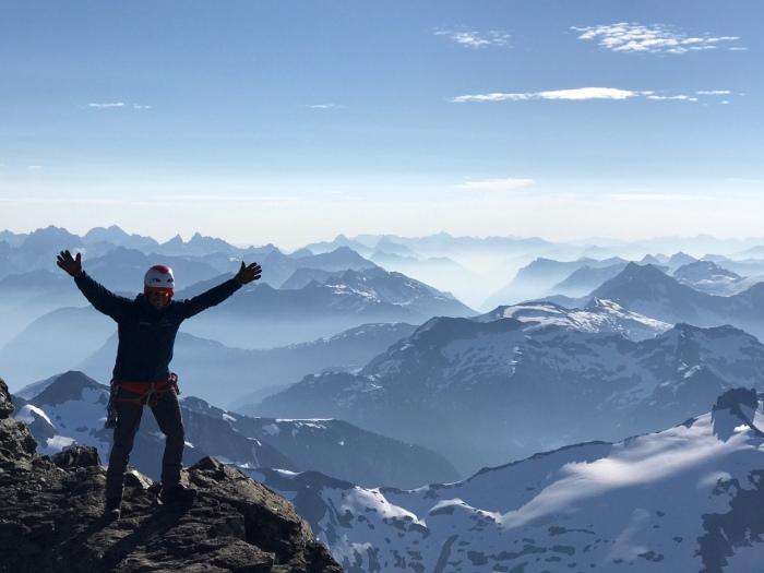 Summit of Mount Shuksan