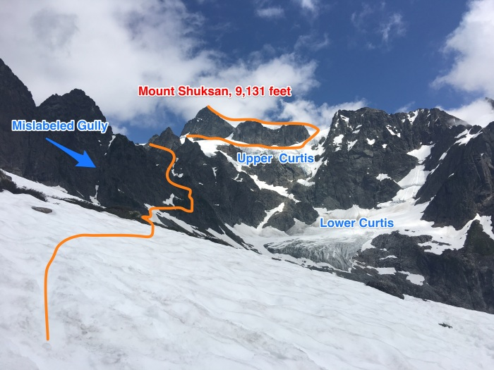 Fisher Chimney's, Mount Shuksan