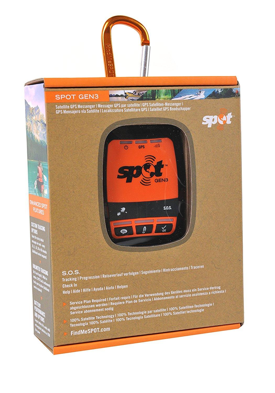 SPOT 3 Satelitte GPS Messenger
