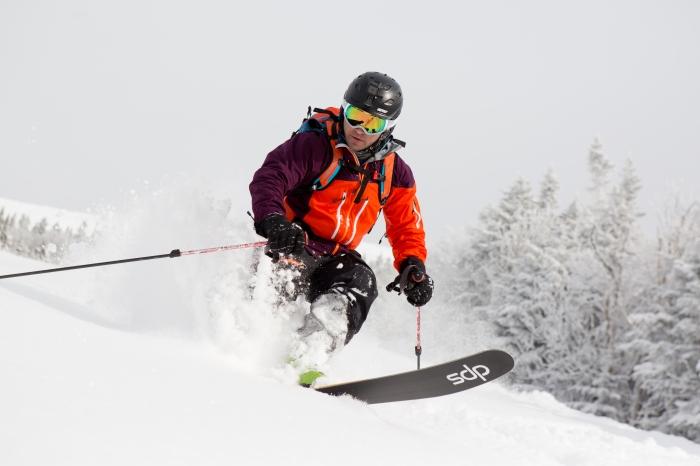 Skiing Mount Washington