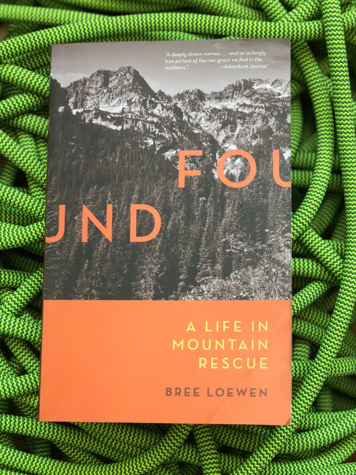 Found: A Life in Mountain Rescue Book Review