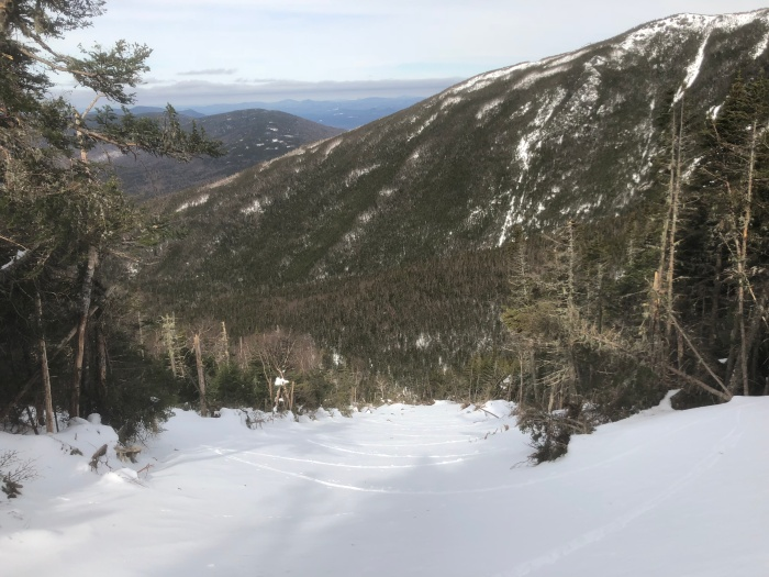 Backcountry Skiing Mount Washington
