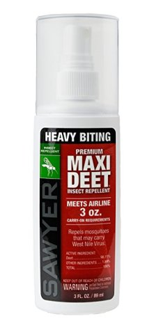 Sawyer Premium Maxi DEET Insect Repellant