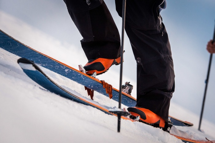 ski mountaineering backcountry skiing