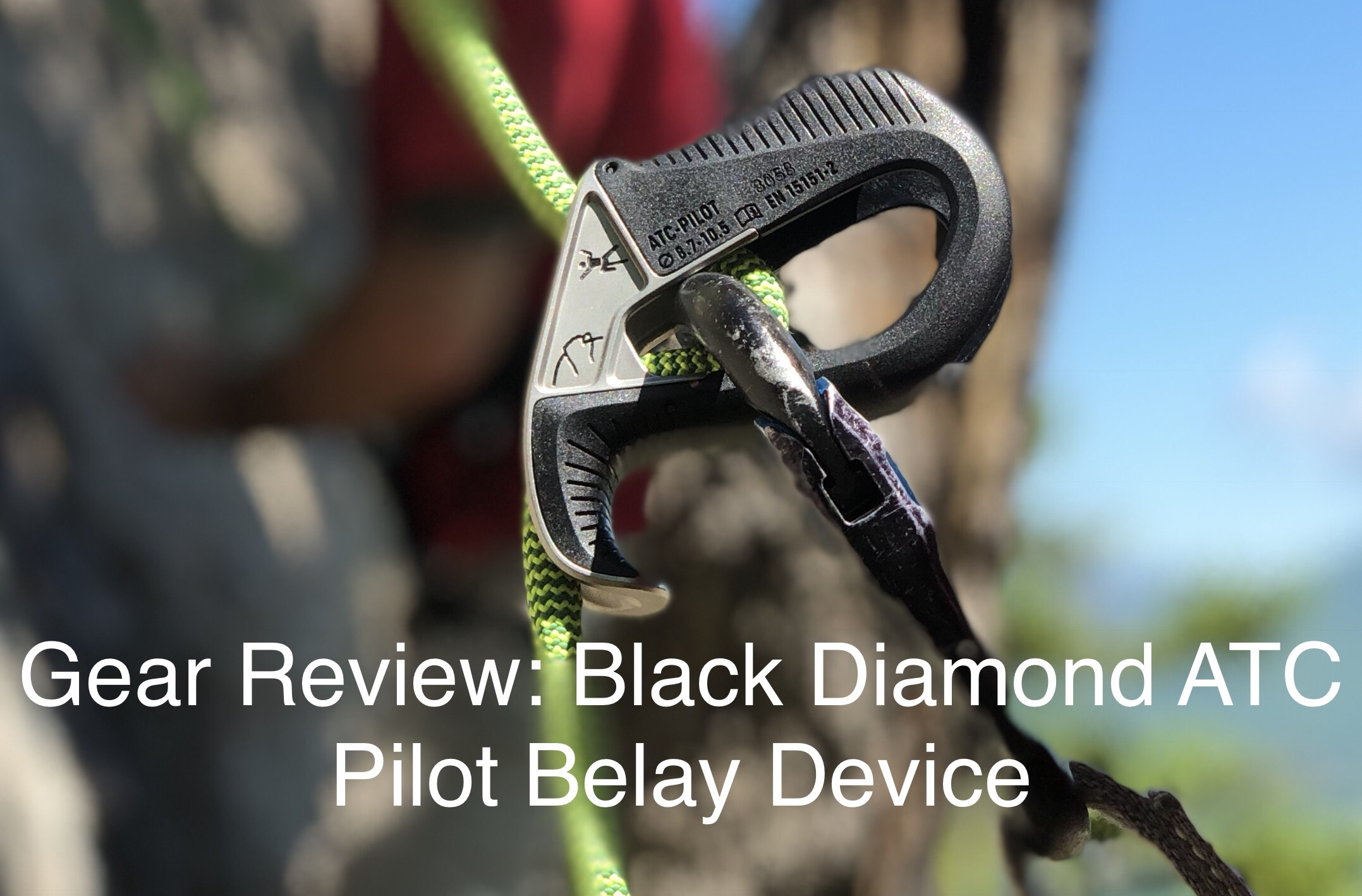 Black Diamond ATC Pilot Review