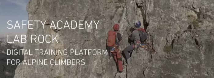 Ortovox Safety Academy Lab Rock
