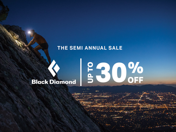 Black Diamond Sale