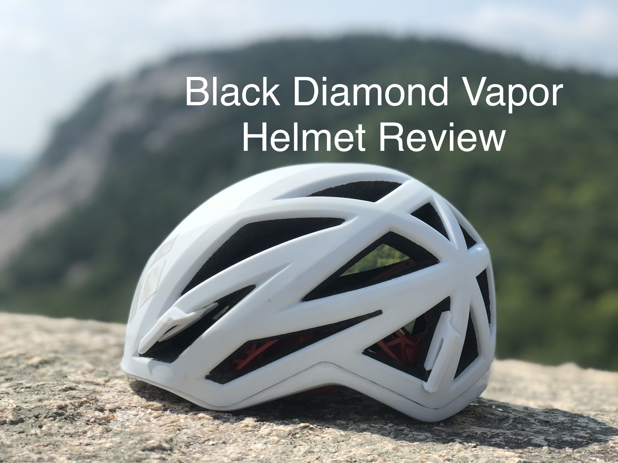 Black Diamond Vapor Helmet Review