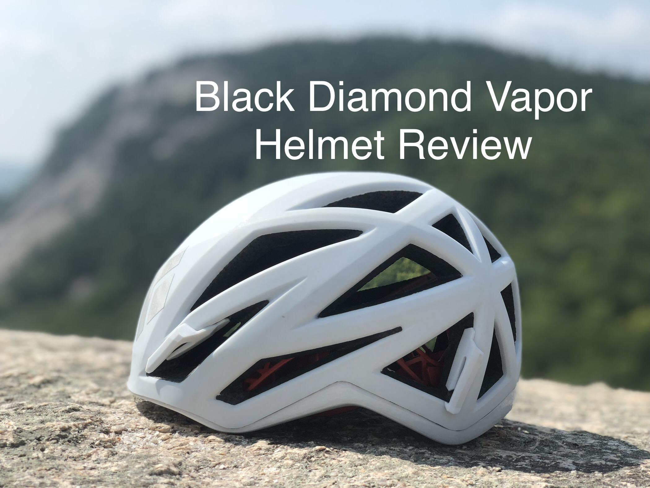 Black Diamond Vapor Helmet Review