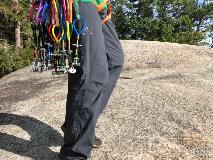 Kailas 9A Climbing Pant Review