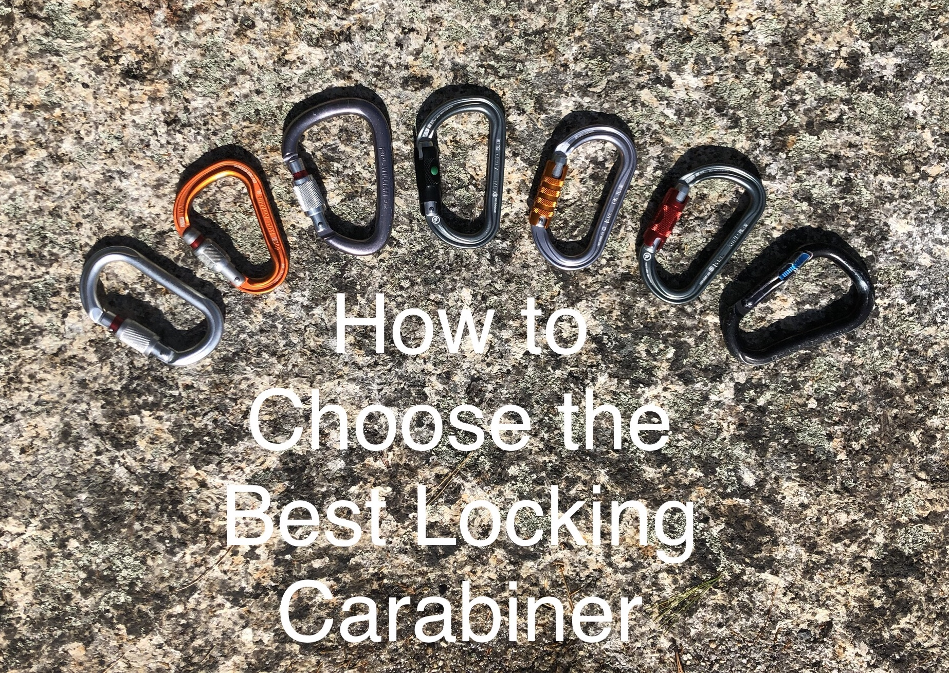 How to Choose the Best Locking Carabiner