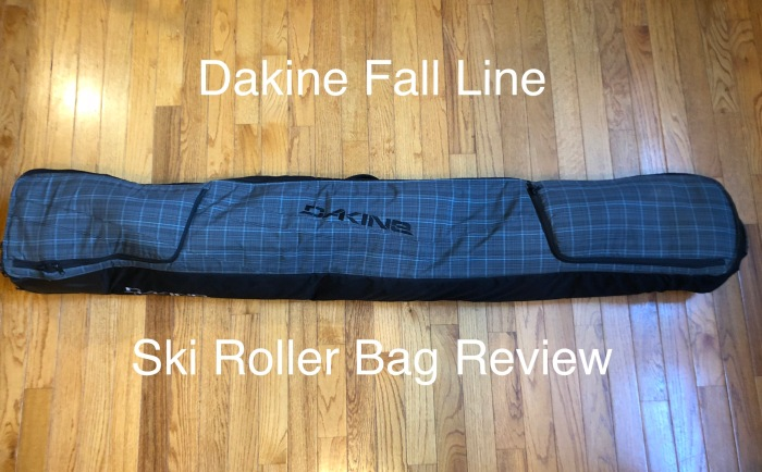 Dakine Fall Line Ski Roller Bag Review