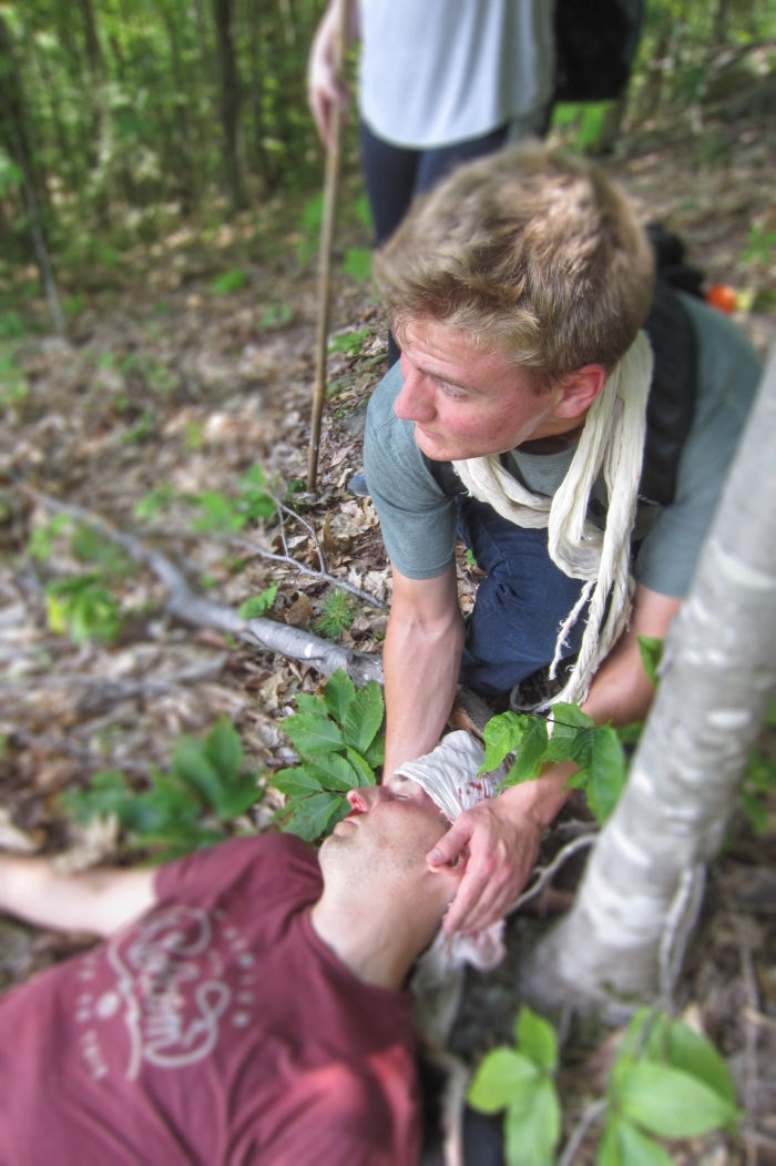 Wilderness First Aid Course