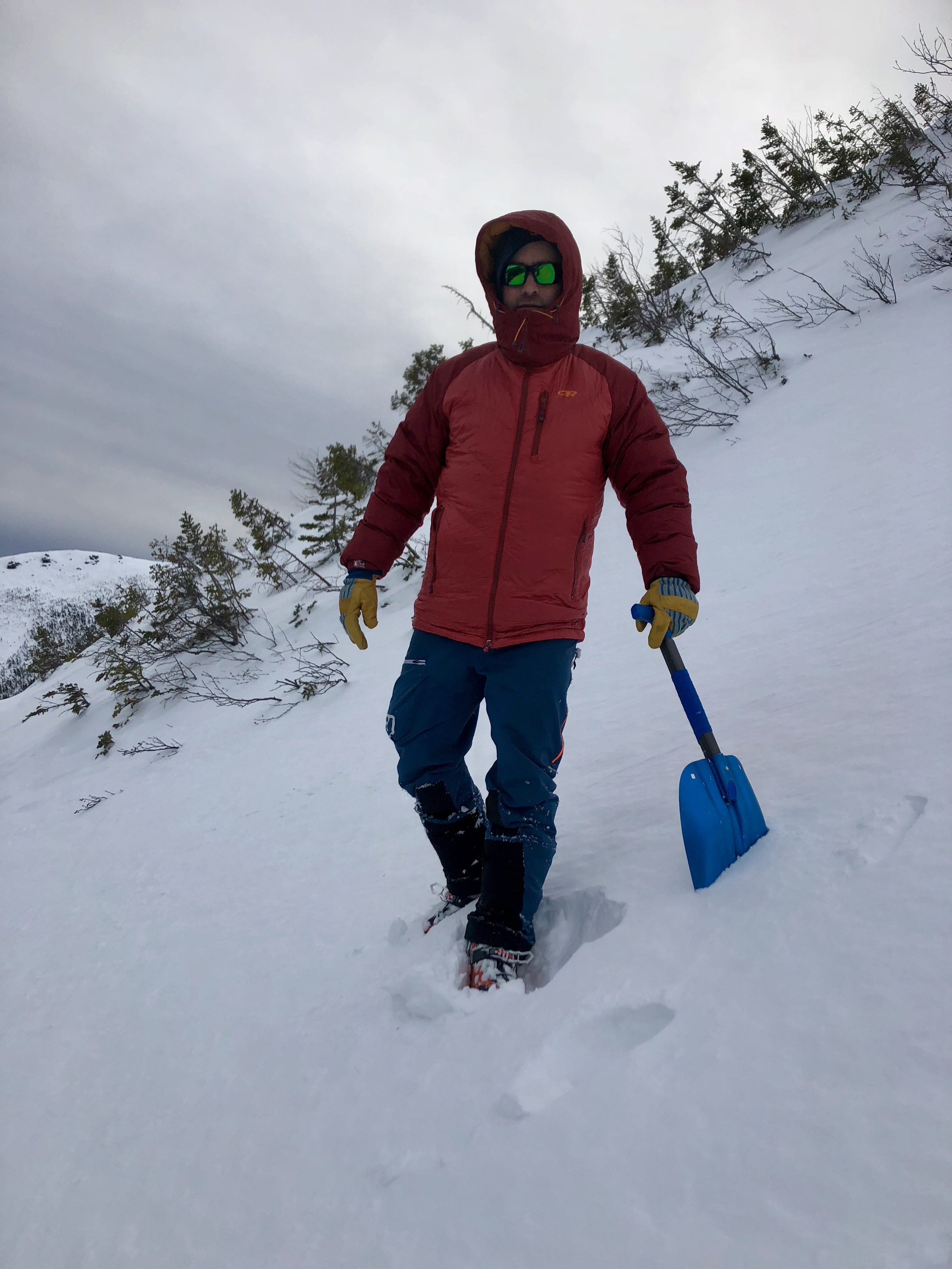 Outdoor Research Alpine Down Hooded Jacket Review