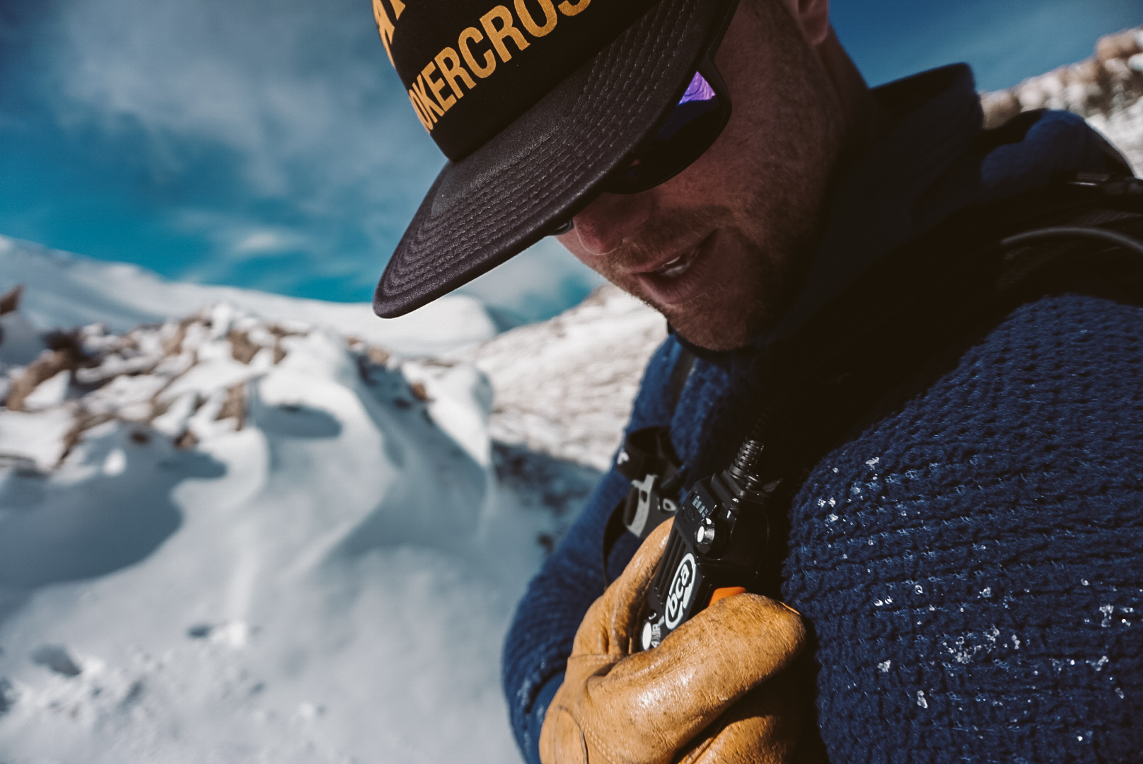 using radios for Backcountry Skiing and Mountaineering