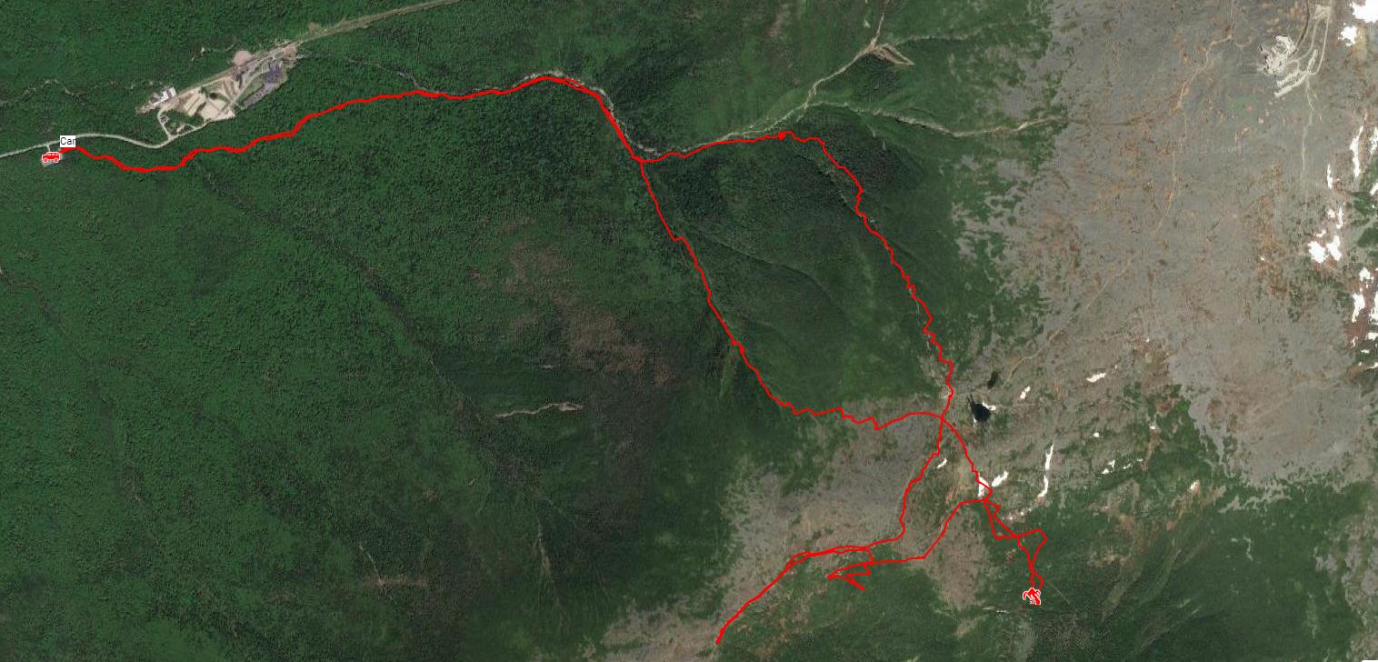 avalanche mount washington