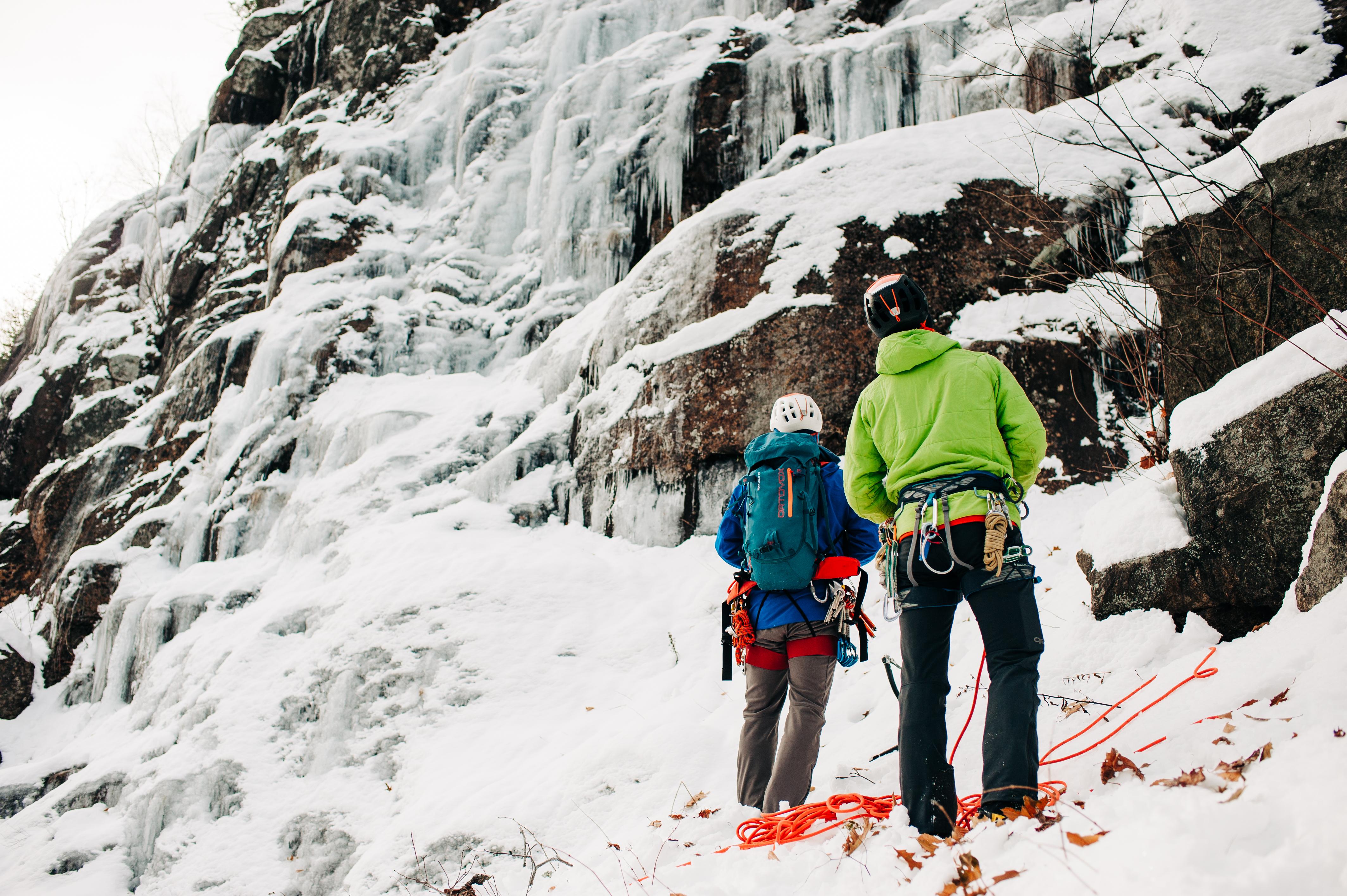 Arc'Teryx FL-365 Climbing Harness Review