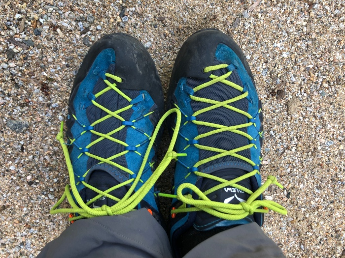 Salewa Wildfire Edge Review