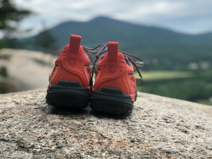 Mammut Saentis Hiking Shoes Review